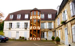 Accueil Familial Thérapeutique, façade extérieure
