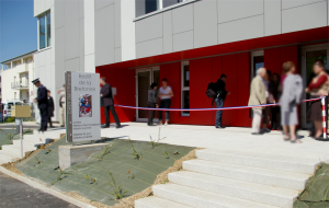 Inauguration de l'HJ Restif de la Bretonne