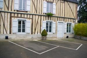 CASA d'Auxerre, façade extérieure