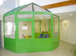 Salle d'attente enfants, Saint-Florentin